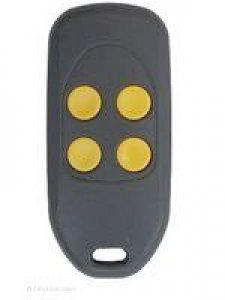 Handsender WELLER MT87A3-4, 4 Tasten, 868 MHz