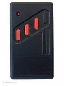 Handsender Dickert AHS40-03, 3 Tasten, 40 MHz AM, wird nicht mehr hergestellt, Alternativangebot Handsender Dickert DX40, AHS40-04, 4 Tasten, 40 MHz AM