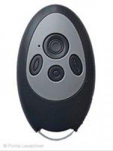 Handsender Seip SKR 433-1 Oval (B43A023004-1), 4 Tasten, 433 MHz wurde ersetzt durch Handsender Seip SKR433-3 (B43A023004-3), 4 Tasten, 433 MHz