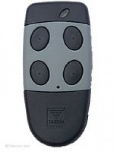Handsender CARDIN S449 / TRQ449400 4 Tasten, 433,92 MHz