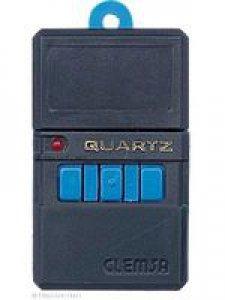 Handsender CLEMSA TX3, 3 Tasten, 40,685 MHz AM