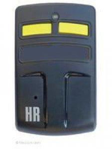 Handsender HR RQ2640F, lernfähig, 2 Tasten, 40,685 MHz AM