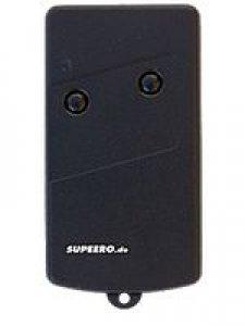 Handsender SUPEERO SKX2LC, 2 Tasten, 434 MHz