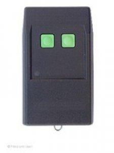 Handsender Mini SMD 2-Befehl 43026, 2 Tasten, 27 MHz AM