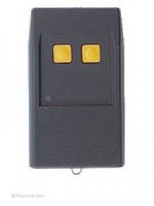 Handsender Mini SMD 2-Befehl 43326, 2 Tasten, 433 MHz FM