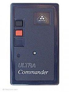 Handsender HÜTTER SK 2, 2 Tasten, 40 MHz AM