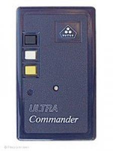 Handsender HÜTTER SK 3, 3 Tasten, 40 MHz AM