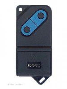 Handsender FAAC TM2 433 DS (DIP-Schalter), 2 Tasten, 433 MHz