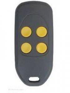 Handsender WELLER MT87A2, 4 Tasten, 868 MHz, wurde ersetzt durch Handsender WELLER MT87A3-4, 4 Tasten, 868 MHz