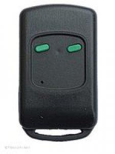 Handsender WELLER MT87A1, 2 Tasten, 868 MHz, wurde ersetzt durch Handsender MT87A3-4, 4 Tasten, 868 MHz