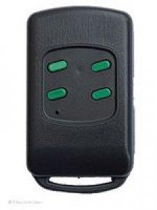 Handsender WELLER MT40A2-4, 4 Tasten, 40 MHz AM, wird ersetzt durch Handsender Dickert MAHS40-04, 4 Tasten, 40 MHz AM