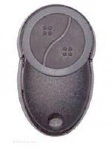 Handsender TELECO TXP433A02, 2-Befehl 433 MHz