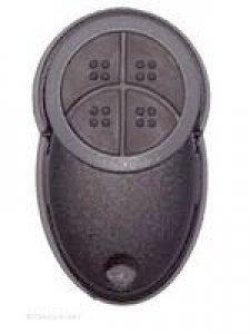 Handsender TELECO TXP433A04, 4-Befehl 433 MHz