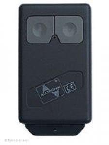 Handsender Alltronik S415, 2 Tasten, 40 MHz AM, wird nicht mehr hergestellt, Alternativangebot Handsender Dickert MAHS40-04, 4 Tasten, 40 MHz AM