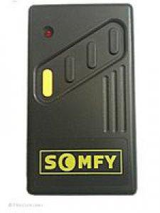 Handsender Somfy DX40, 1 Taste, 40,685 MHz AM, Alternativangebot Handsender Dickert AHS40-01, DX 40, 1 Taste, 40 MHz AM