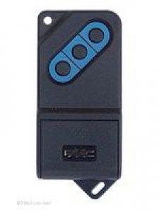 Handsender FAAC TM3/4 433 DS (DIP-Schalter), 3 Tasten, 433 MHz