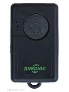 Handsender Ansonic SF 40-1 Mini, 1 Taste, 40,662 MHz FM