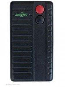 Handsender Ansonic SF 433-2E, 2 Tasten, 433,920 MHz FM