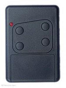 Handsender Berner S 849 / B4S40L, lernfähig, 4 Tasten, 40 MHz, (lernt Codierung der Handsender Berner SLX2MD, SLX3MD  und SLX4MD)