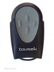 Handsender tousek BT40-4B, 4-Befehl 40 MHz AM