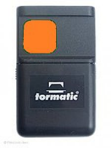 Handsender tormatic HS 43-1E, 1 Taste, 433 MHz