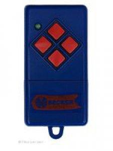 Handsender Becker Mini, 4 Tasten, 40 MHz FM, Alternativangebot Dickert FHS10-02, 4 Tasten, 40 MHz FM
