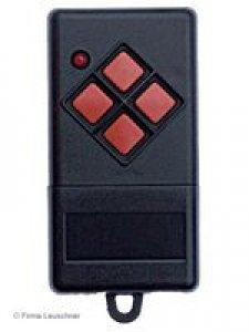 Handsender WELLER WMS2740, 2 Tasten, 27 MHz, Alternativangebot Handsender Dickert MAHS27-04, 4 Tasten, 27 MHz, AM
