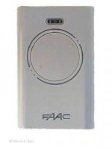 Handsender FAAC XT2 433 SLH (Modell 787003), 2 Tasten, 433 MHz