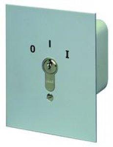 Unterputz-Schlüsselschalter S-EPZ 1-1R