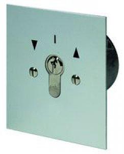 Unterputz-Schlüsseltaster MSR 1-2T