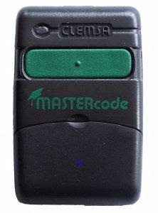 Handsender CLEMSA MV 1, 1 Taste, 433,92 MHz