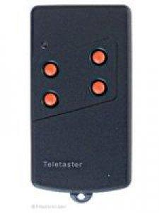 Handsender Tedsen AS4, 4 Tasten, 40 MHz AM